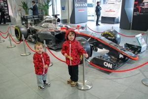 The championship winning car?