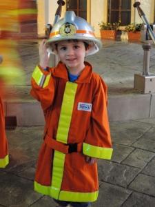 Firefighter Knight
