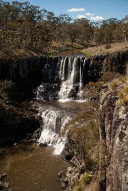 Upper Ebor falls.