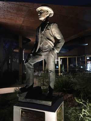 Banjo Paterson immortalised